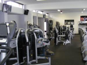 Fitness hillegom
