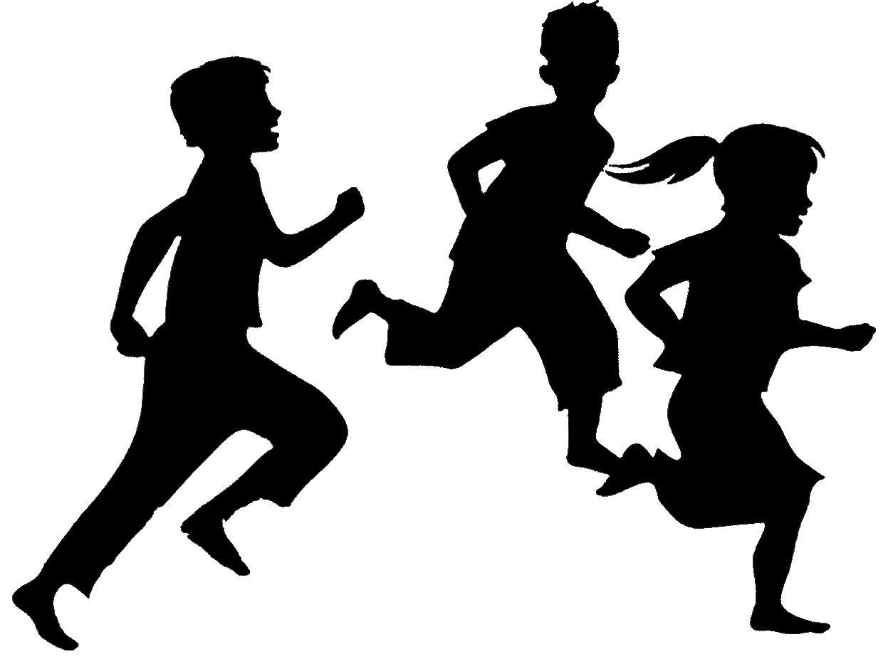kids-running-silhouette